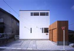 2006 自由が丘の住宅(omr)04