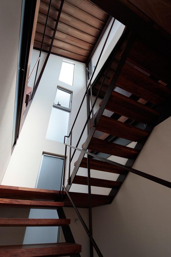2011 WOOD × STEEL HOUSE恵比寿の住宅07