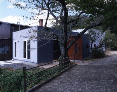 2002 上野焼の工房・住宅(wrr)01