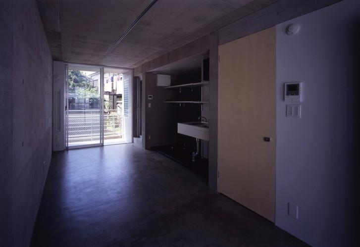 2008 子安のトンネルアパートメント