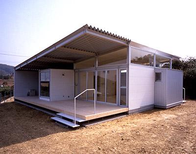 2001 脇田海岸の小住宅01