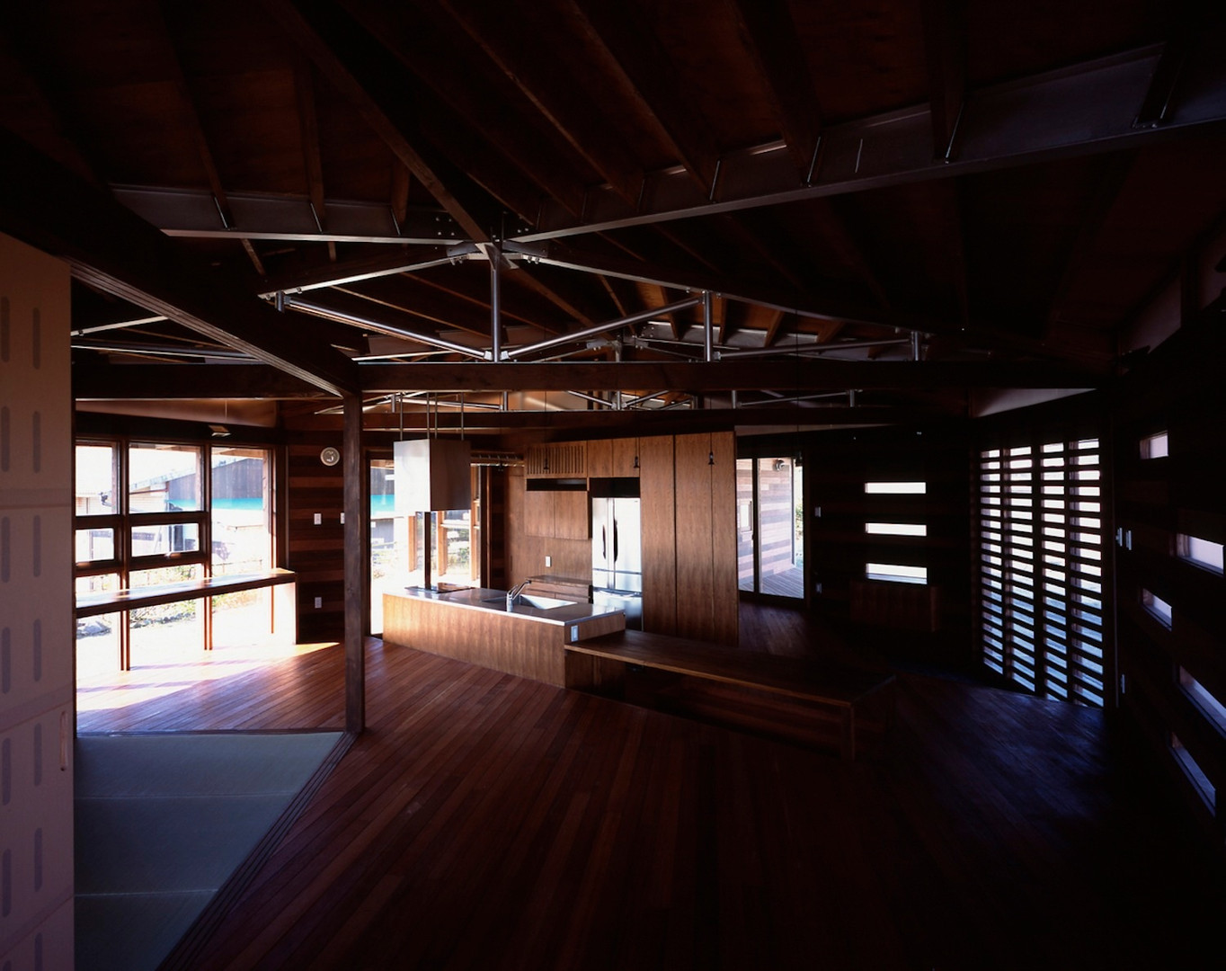 2005 唐津山・積み木の家
