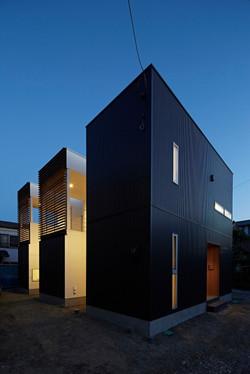 川崎大師の住宅09