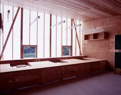 2002 上野焼の工房・住宅(wrr)06