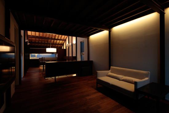 2011 WOOD × STEEL HOUSE恵比寿の住宅12