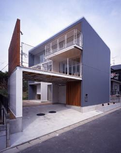 2002 津屋崎海岸の住宅(gor)01