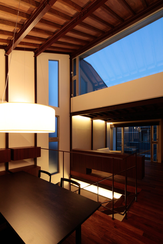 2011 WOOD × STEEL HOUSE恵比寿の住宅15