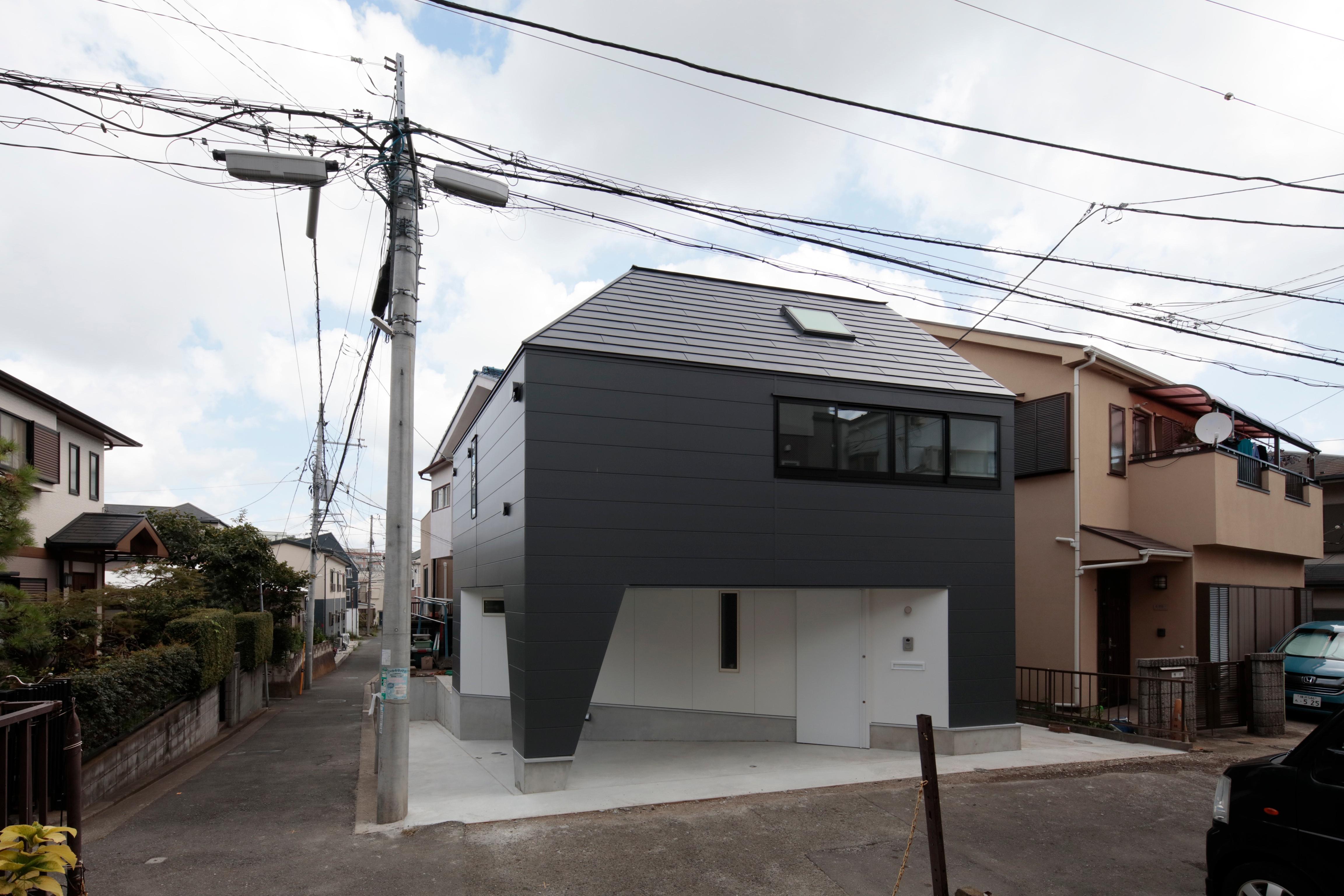 2017 横浜の小住宅