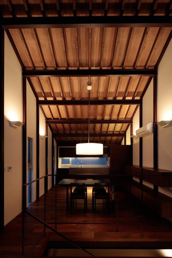 2011 WOOD × STEEL HOUSE恵比寿の住宅13