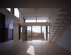2006 自由が丘の住宅(omr)09