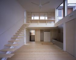 2006 自由が丘の住宅(omr)11