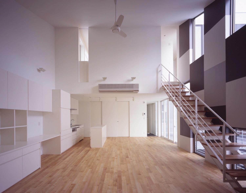 2008 相生町の写真スタジオ+2世帯住宅05