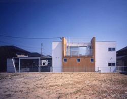 2001 青葉台の住宅(wtr)03