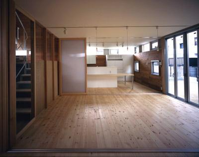 2004 姪浜・積み木の家(sgr)05