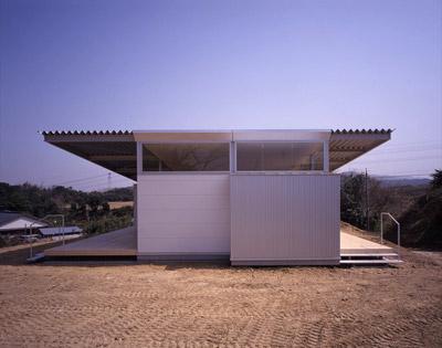 2001 脇田海岸の小住宅03