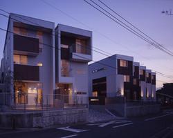 鉄竜のタウンハウス11