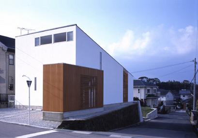 2006 自由が丘の住宅(omr)05