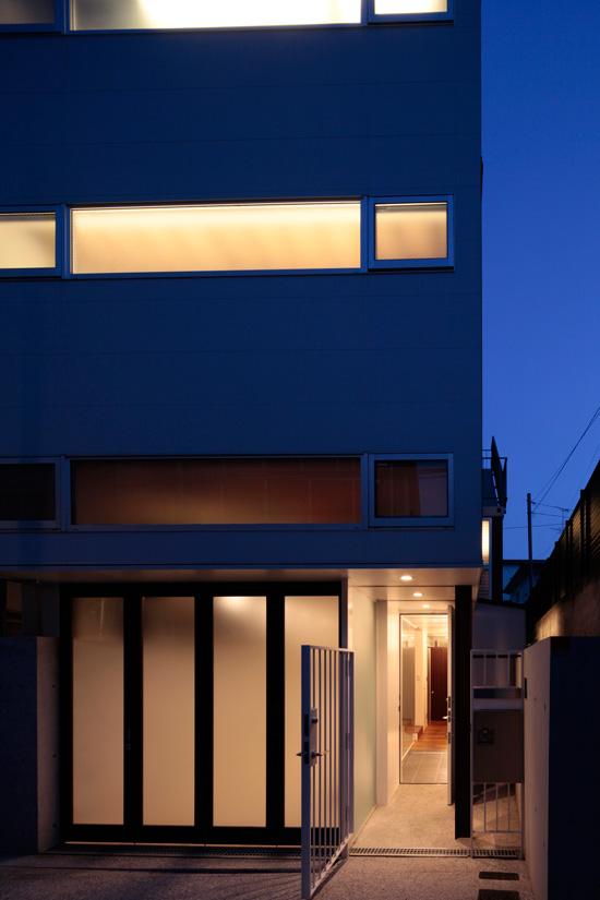2011 WOOD × STEEL HOUSE恵比寿の住宅17