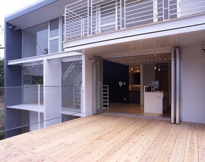 2002 津屋崎海岸の住宅(gor)07