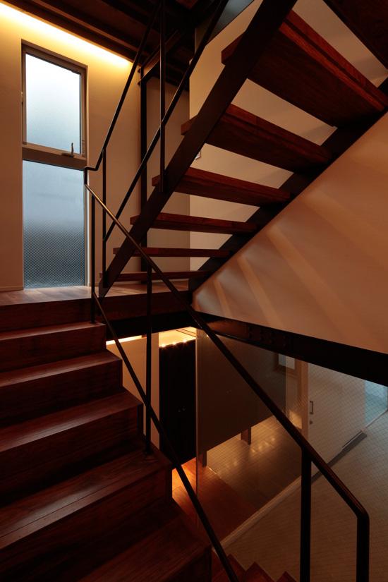 2011 WOOD × STEEL HOUSE恵比寿の住宅10