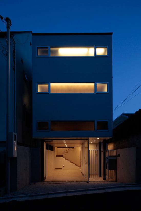 2011 WOOD × STEEL HOUSE恵比寿の住宅16
