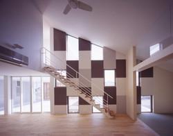 2008 相生町の写真スタジオ+2世帯住宅07