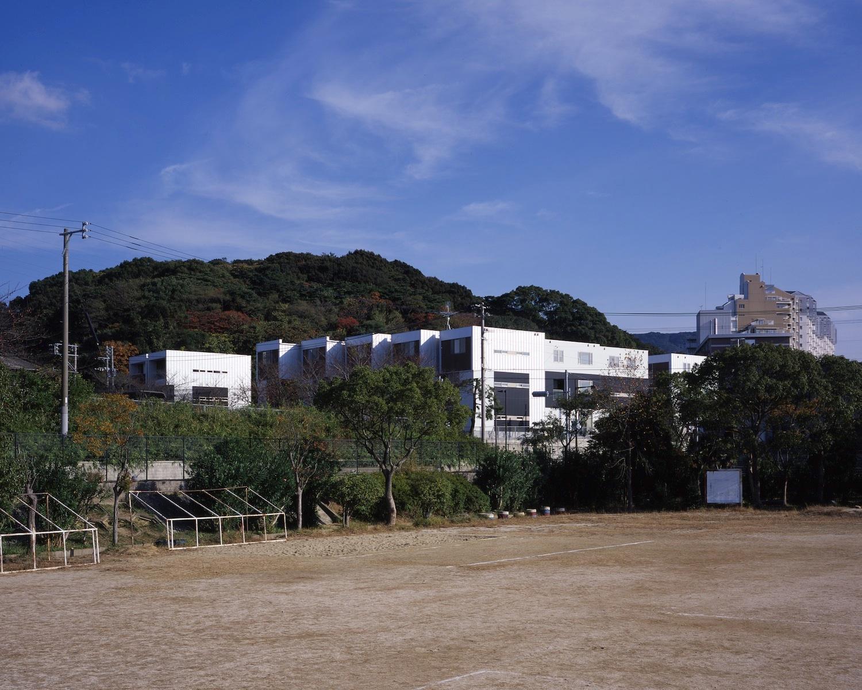 鉄竜のタウンハウス01
