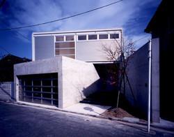 1998 南小倉の住宅