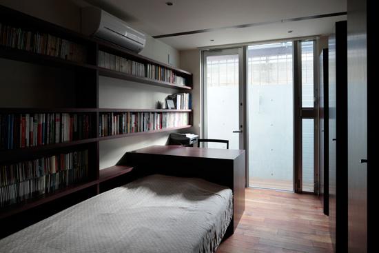 2011 WOOD × STEEL HOUSE恵比寿の住宅08