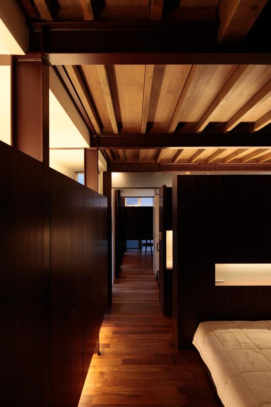 2011 WOOD × STEEL HOUSE恵比寿の住宅11