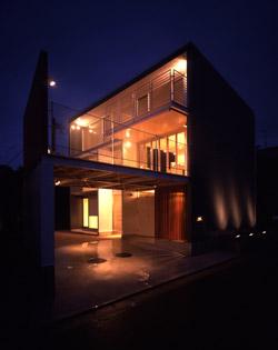 2002 津屋崎海岸の住宅(gor)03