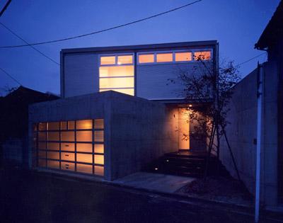 南小倉の住宅02