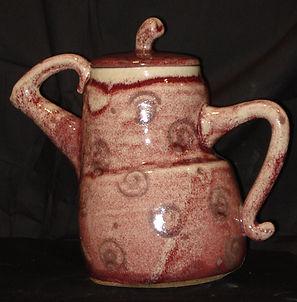 """Teapot with an Attitude"""
