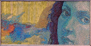 """Knotty Girl: If Gentileschi had Frankenthaler's Palette..."""