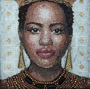 """""""Knotty Girl: Nandi, Zulu Queen"""""""