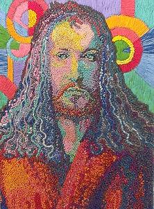 """If Dürer had Delaunay's Palette..."""