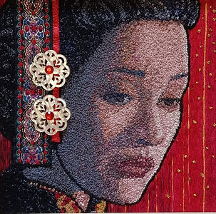 """Knotty Girl: Empress Wu"""