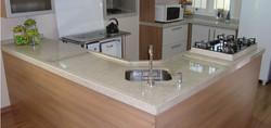 Cozinha branco itaunas em l