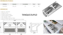 Tanque Duplo