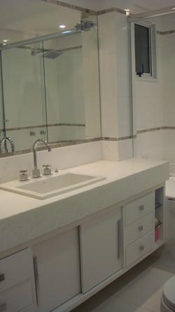 Marmore Branco - lavatorio branco