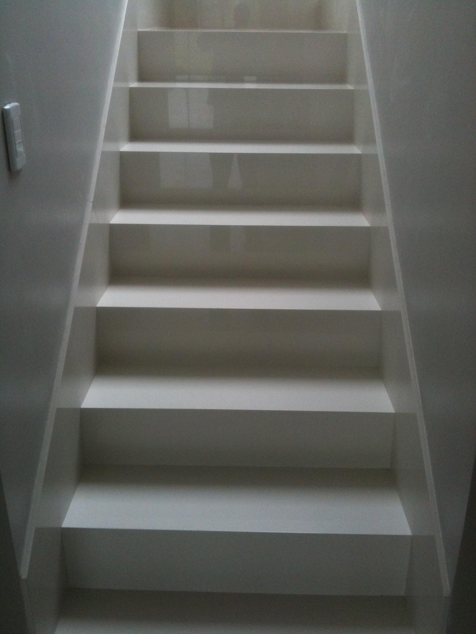 escada em marmore importado