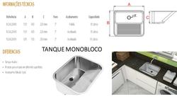 Tanque Monobloco