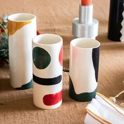 pot-domino-moyen-modele-noir-rouge-vert.