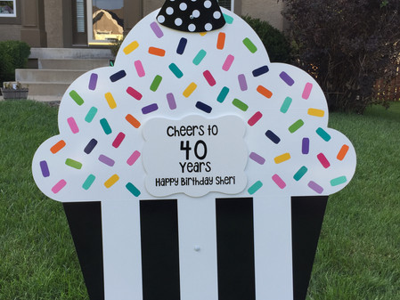 Sheri's Milestone Birthday