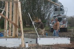 Paul Klusener Working Concrete