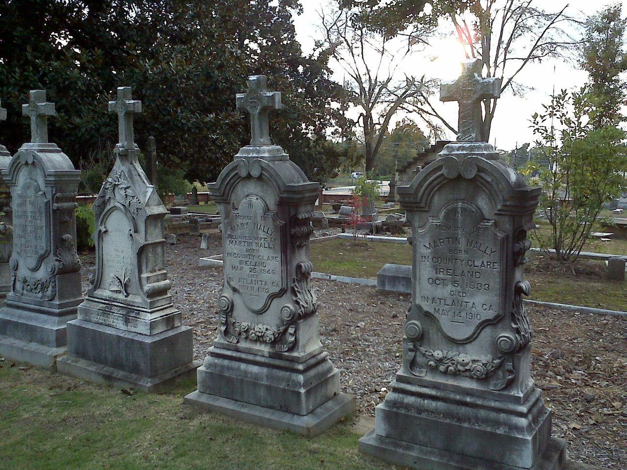 Oakland Cemetery, Atlanta
