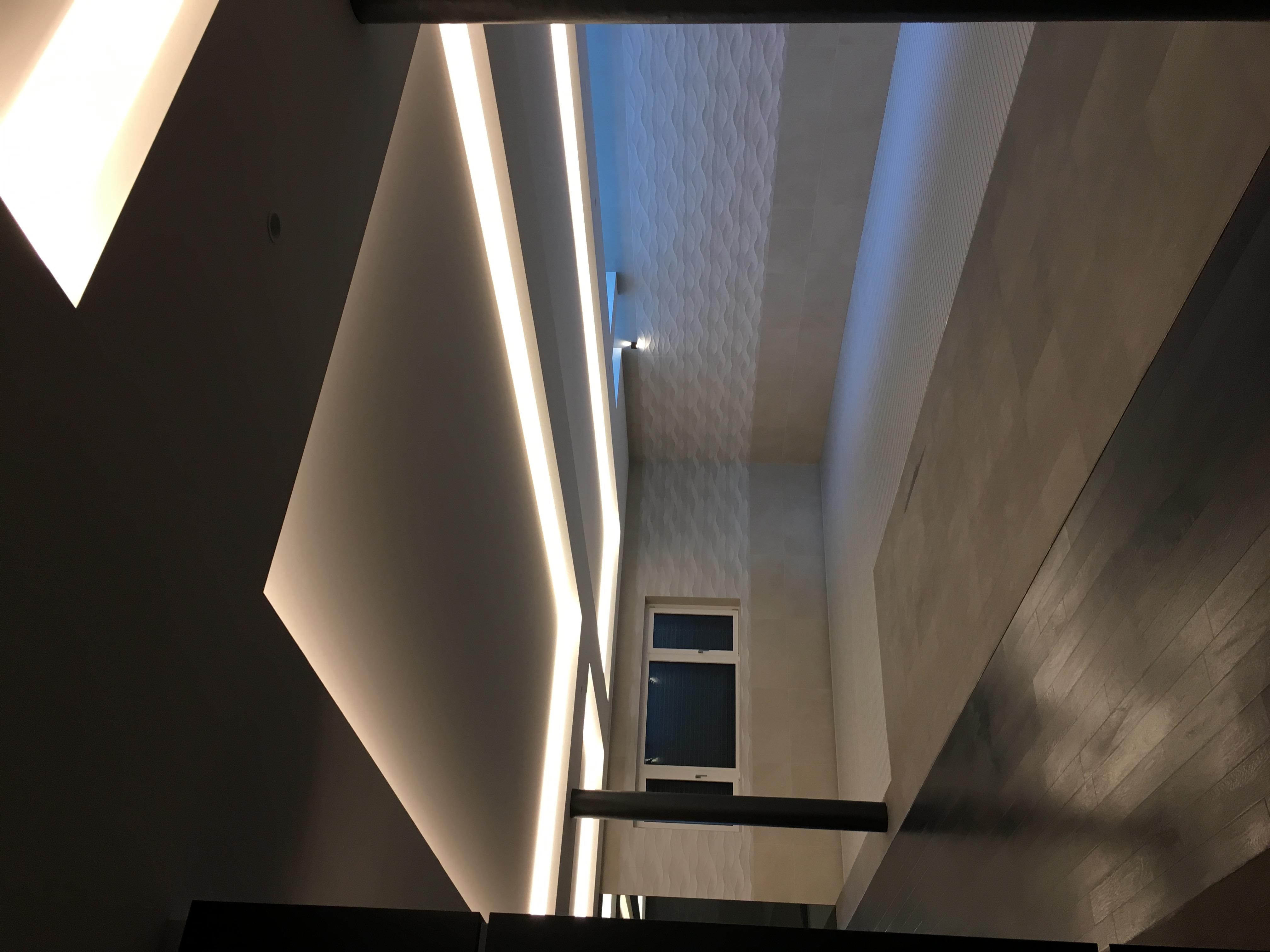 plafond piscine 1