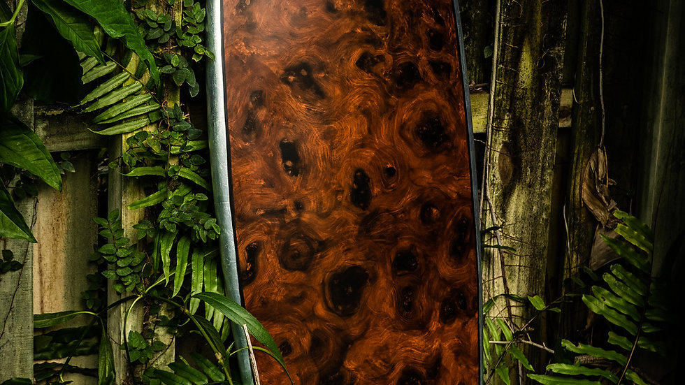 Redwood Burl (Hand Painted Woodgrain)