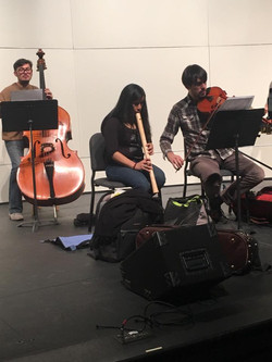 Liminar Rehearsal