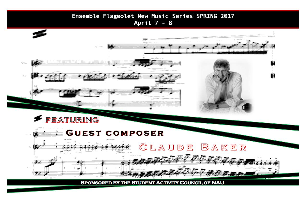 Claude Baker Brochure